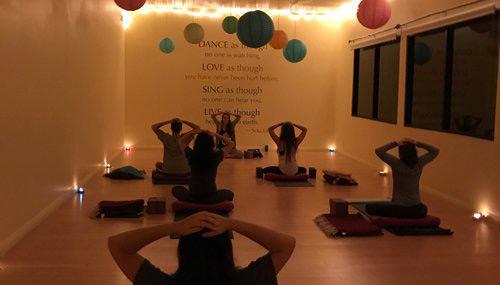 yoga studios santa monica