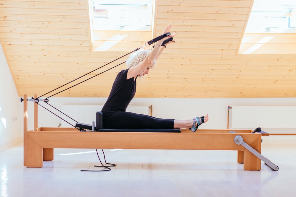 find pilates classes in Los Angeles CA