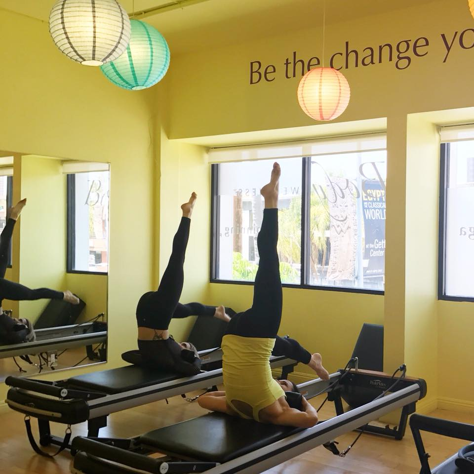 our pilates classes in Los Angeles