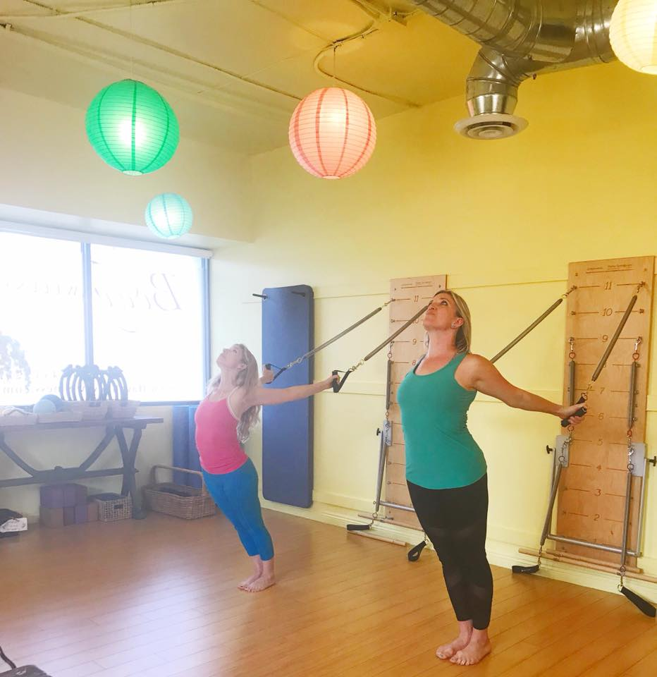 pilates classes in Los Angeles