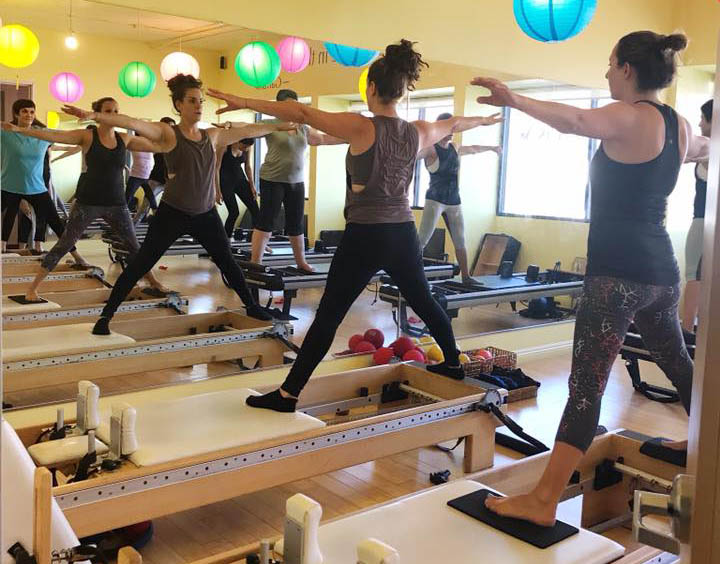 Pilates in Santa Monica