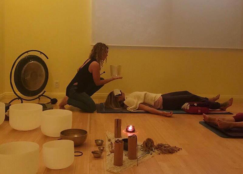 Yoga Studios in Santa Monica